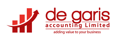 de garis accounting limited logo